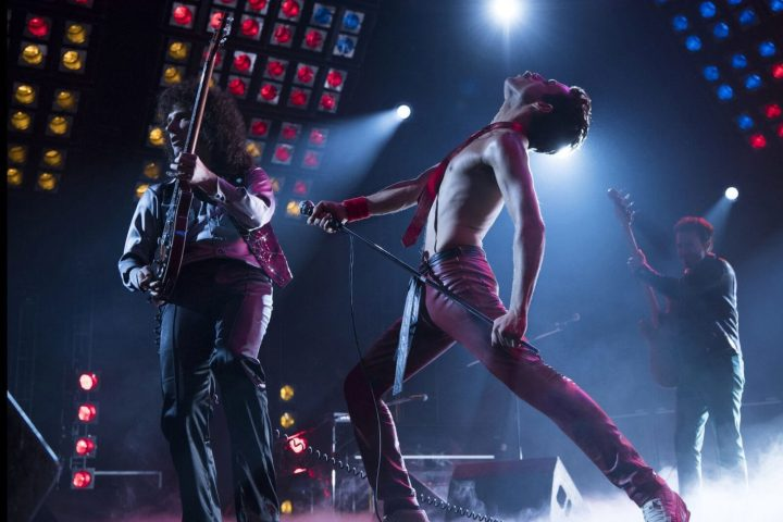 Bohemian Rhapsody leva as estatuetas de Melhor Edição de Som, Melhor Mixagem de Som e Melhor Montagem