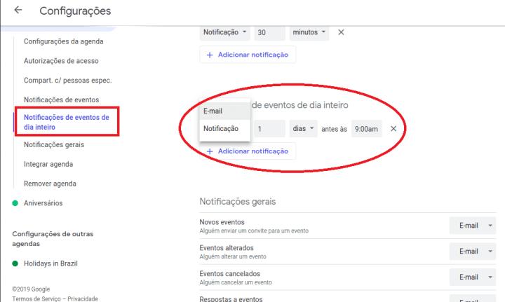 Otimizar o uso do Google Agenda