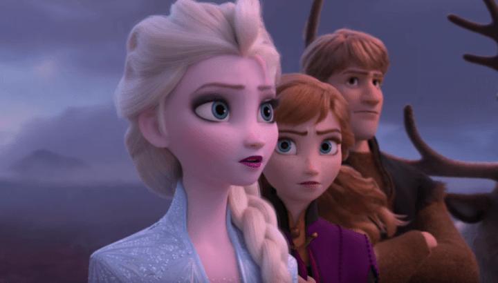 Frozen 2 tem trailer divulgado