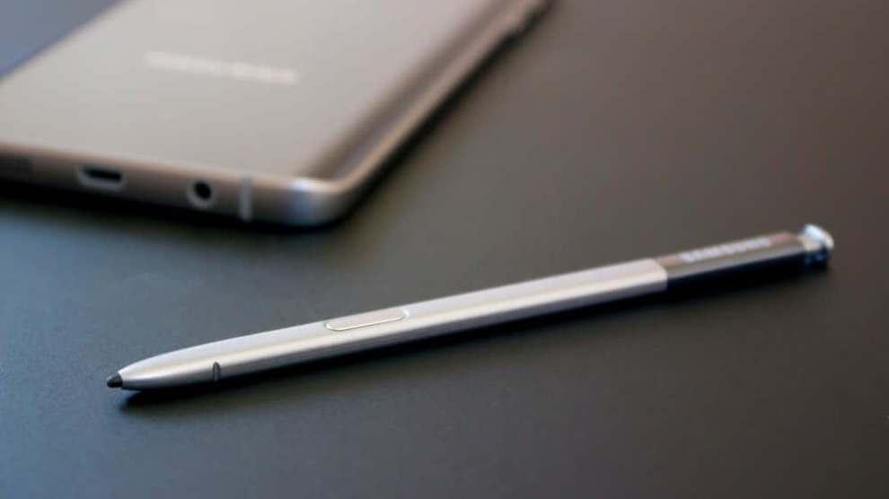 S-Pen: Patente da Samsung revela câmera espiã 3