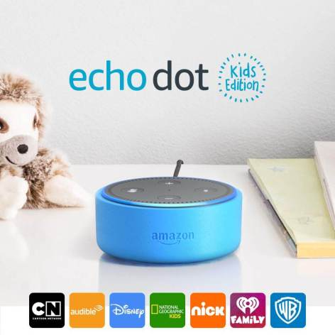 Amazon Echo Dot Kids