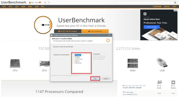 Como medir a performance do PC?