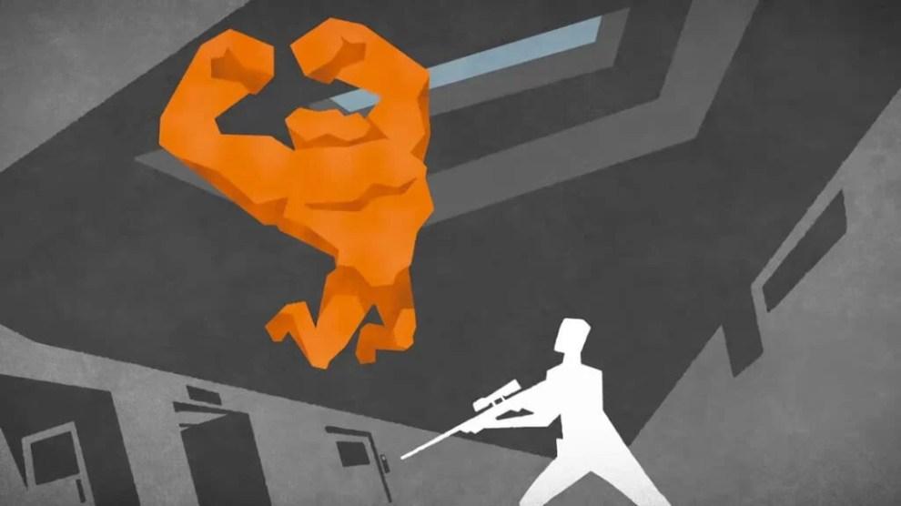 Ape Out é um destaque dos jogos independentes de ação. Suas cores vibrantes, gameplay enérgico e trilha sonora dinâmica marcam presença no PC e Switch em 2019.