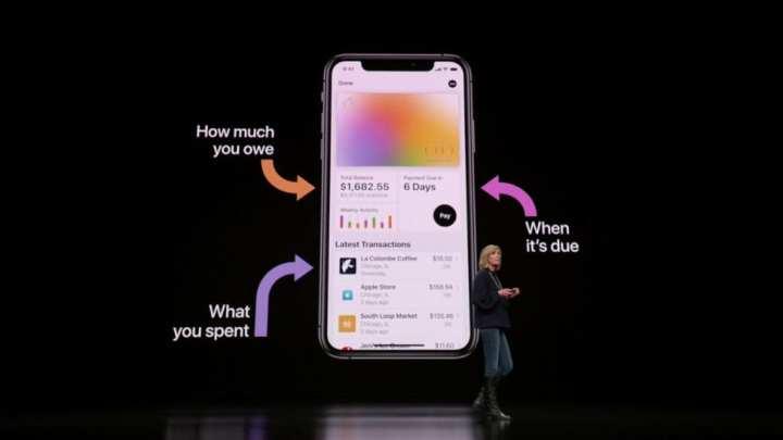 Monitore sua saúde financeira no Apple Card