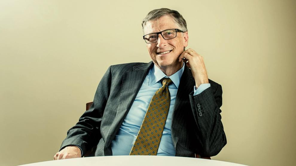 Bill Gates Tecnologia Inovadora 2019