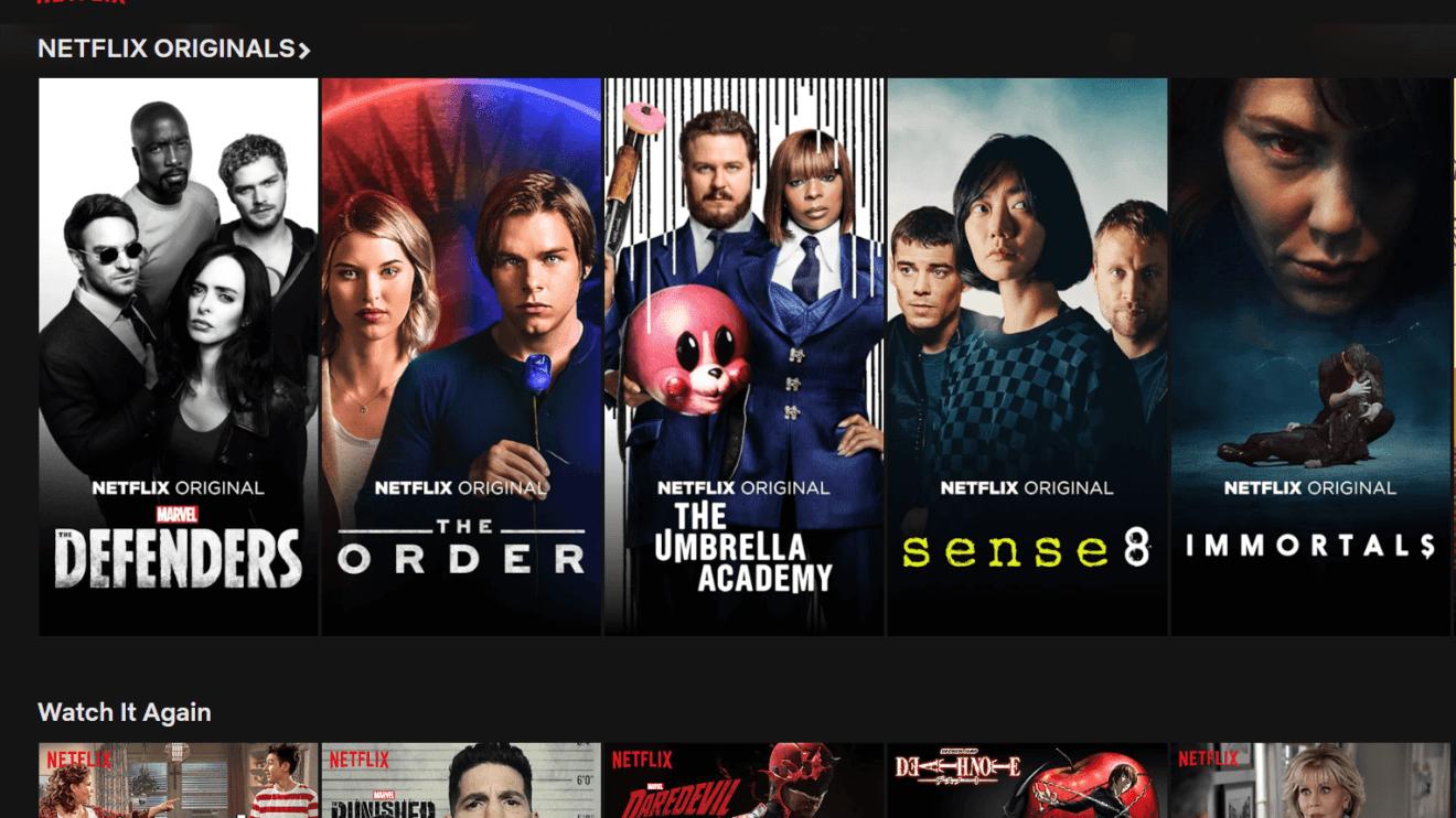 Saiba como assistir filmes e séries da Netflix americana