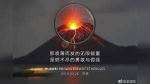 Campanha da Huawei