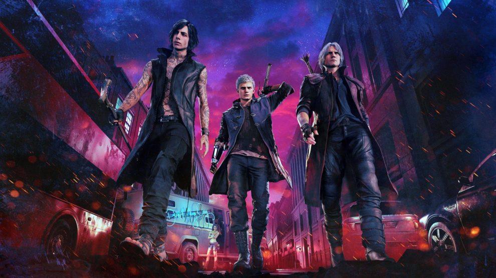 Review: Devil May Cry 5 e a ascensão da Capcom ao mundo dos jogos 4