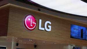 LG smartphone que estica
