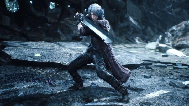 Dante, um dos protagonistas da série volta agora para Devil May Cry 5.