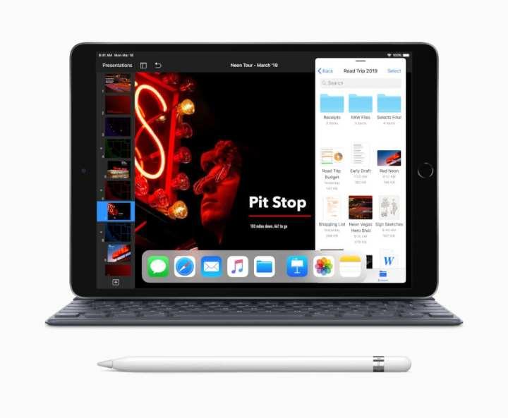 O uso de vários apps simultaneamente no iPad deve ser aperfeiçoado no iOS 13.