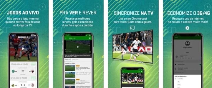Assista aos jogos do seu time favorito direto do seu dispositivo iOS; saiba como