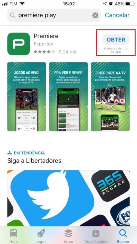 Assista aos jogos do seu time favorito direto do seu dispositivo iOS; saiba como 4