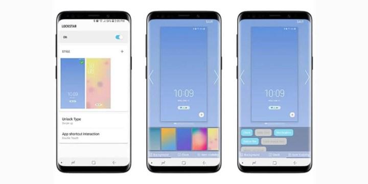 Samsung Good Lock Galaxy S10