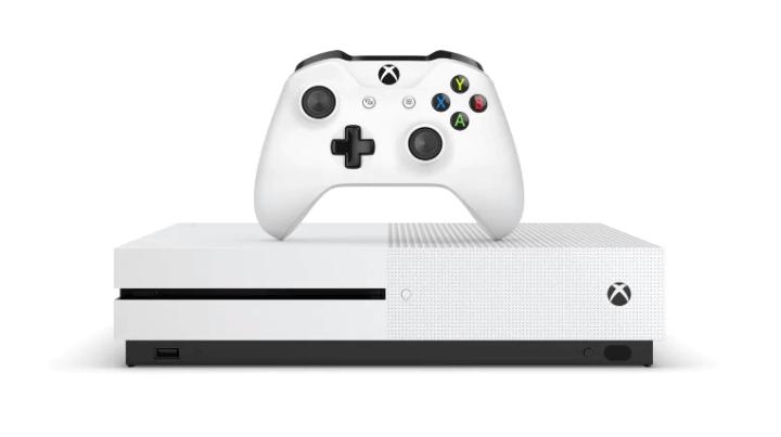 XBOX One da Microsoft na foto