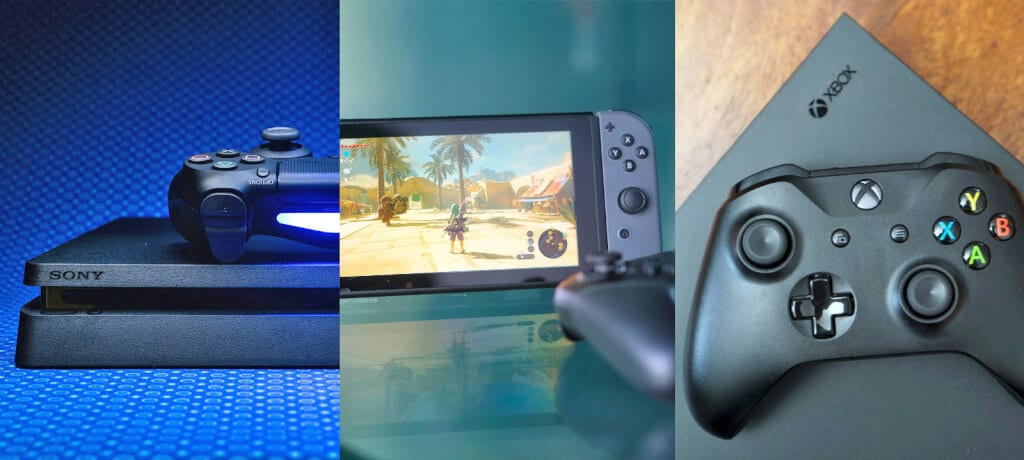 Como escolher o melhor console de games 5