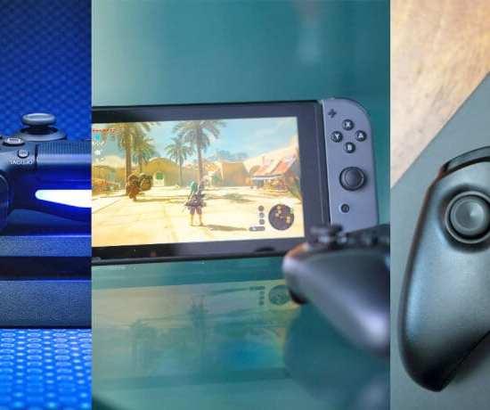Como escolher o melhor console de games 7