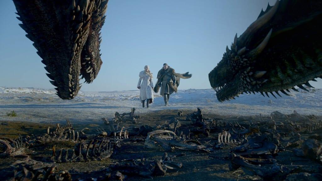 Em parceria com a CINEMAX, Samsung transmite o primeiro episódio da última temporada de Game Of Thrones simultaneamente