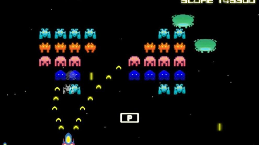 Space Invaders no Google Calendar