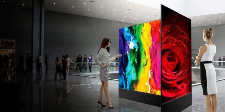 Zero Video Wall, inovações da LG em Digital Signage