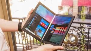 Tudo é dobrável! Lenovo mostra protótipo do primeiro PC dobrável do mundo 8