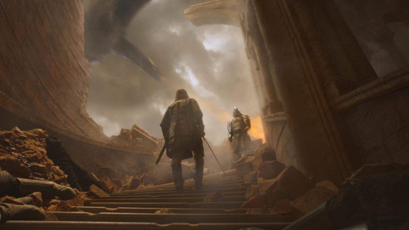 Os irmãos Clegane se enfrentaram no penúltimo episódio de Game of Thrones.