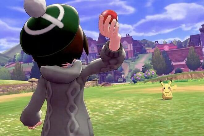 Pokémon Sword e Shield serão divulgados