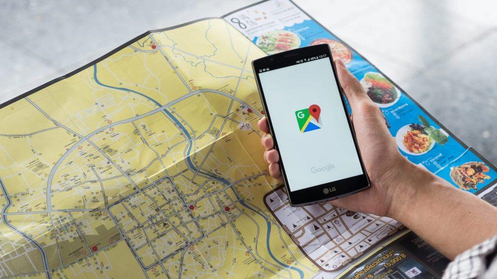 Google Maps ganha recursos de visualizar radares e limites de velocidade