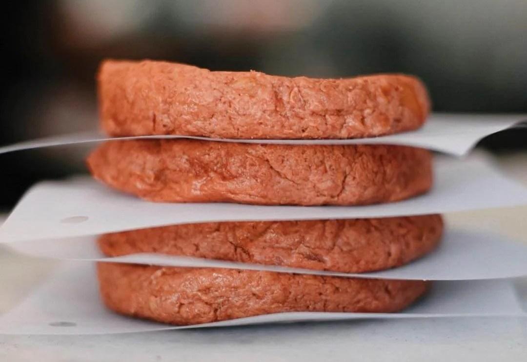 Futuro Burger: foodtech brasileira usa IA para criar hambúrguer feito de vegetais 5