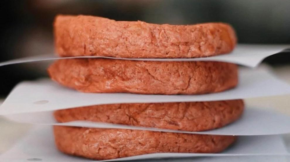 Futuro Burger: foodtech brasileira usa IA para criar hambúrguer feito de vegetais 6