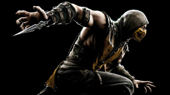 Games iPhone Mortal Kombat