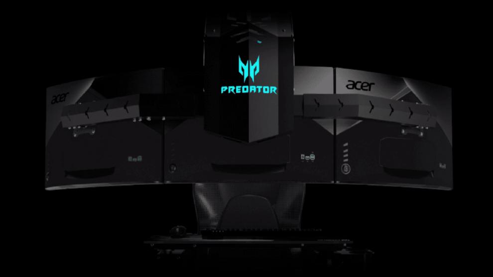 Acer traz setup Predator Thronos para experimentação gratuita em São Paulo 7