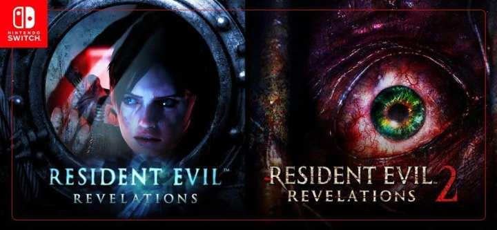 Os excelentes Resident Evil Revelations e Revelations 2 foram lançados a 20 dólares, cada.