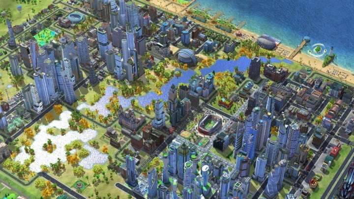 games iphone SimCity-BuildIt