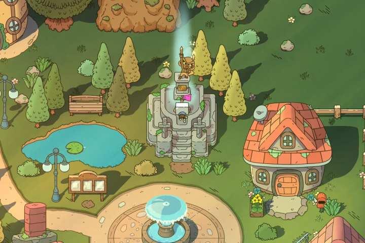The Swords of Ditto: Mormo's Curse é uma divertida e épica aventura
