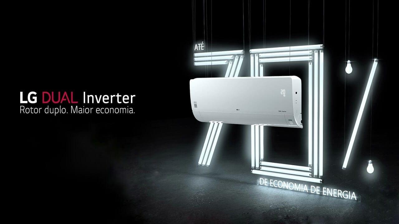 Dual inverter LG