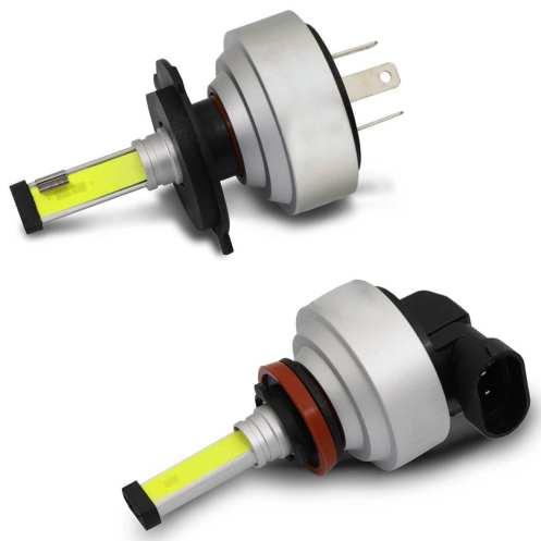 Lâmpadas LED automotivas