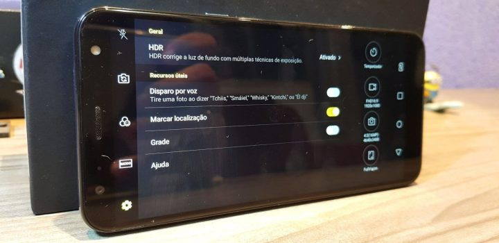 HDR LG K12+