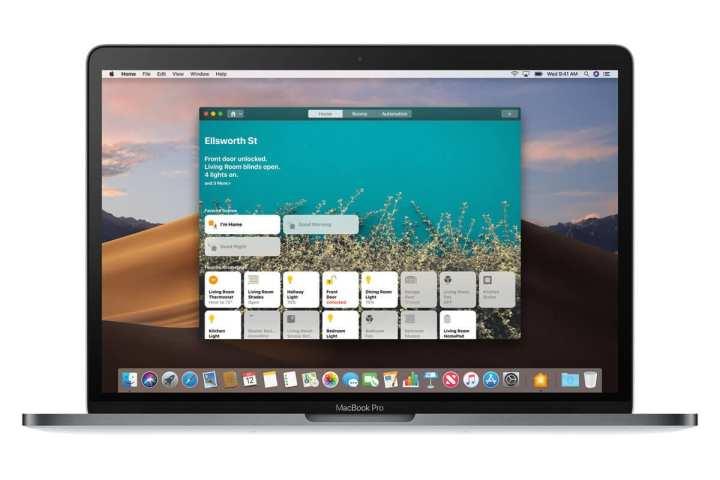 O aplicativo Home foi trazido do iOS para o Mac usando o UI Kit