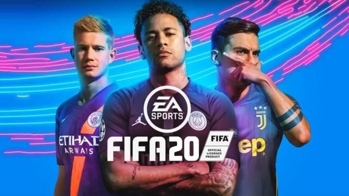 FIFA 20 na EA Play