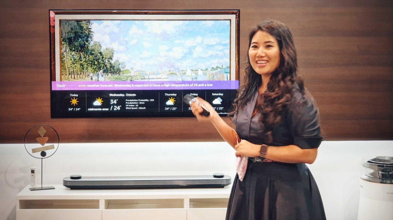LG apresenta a Casa Conectada na InnoFest 2019 6