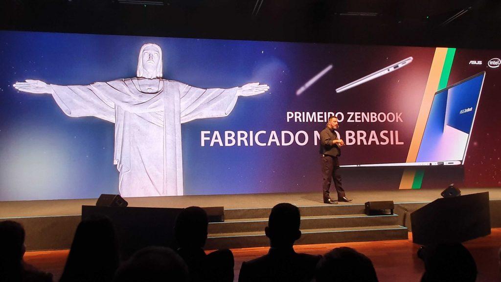 O notebook de 14 polegadas mais compacto do mundo chegou ao Brasil