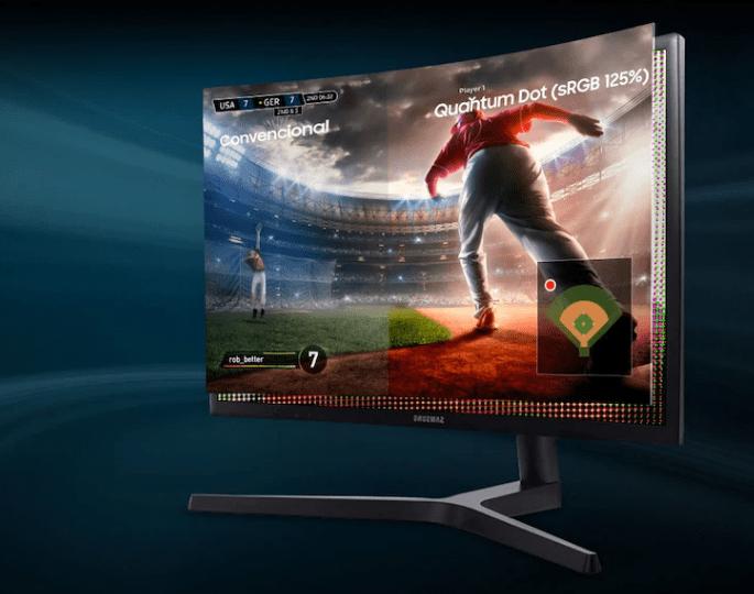 Monitor Curvo Samsung c24fg73