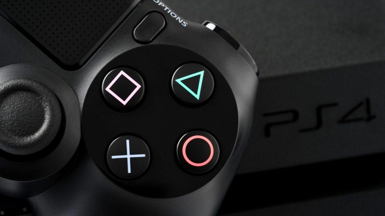 PlayStation 4 (Imagem: Deposit Photos)