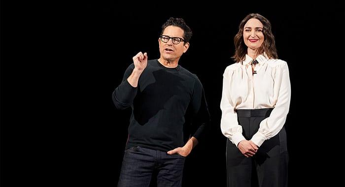 j.j abrams vai dirigir série para o Apple TV+