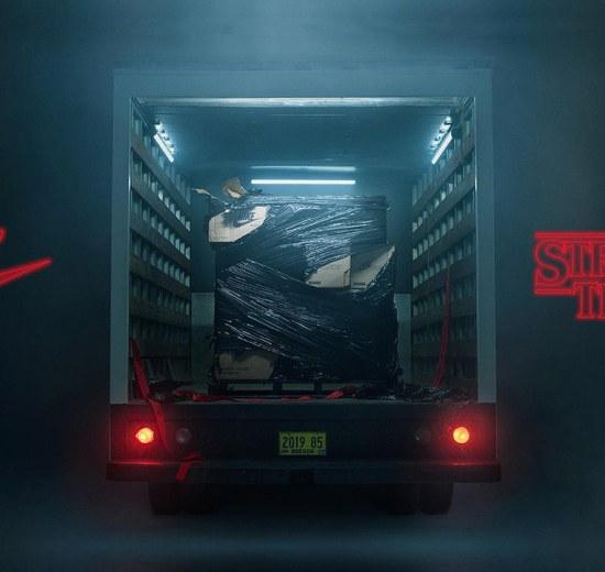 Stranger Things: Nike e Netflix anunciam coleção de tênis inspirada na série 7