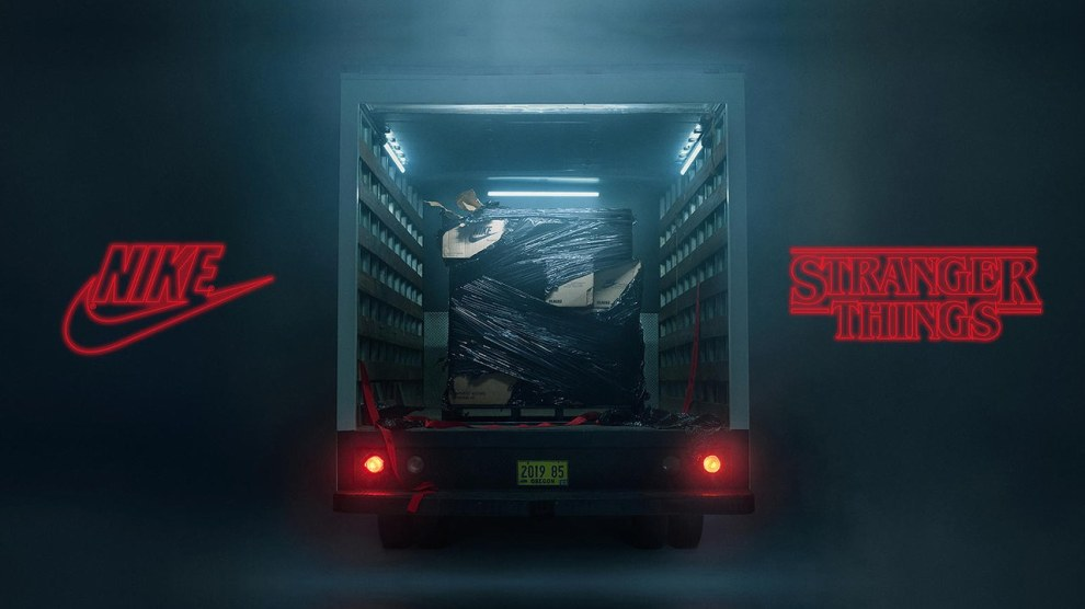 Stranger Things: Nike e Netflix anunciam coleção de tênis inspirada na série 5