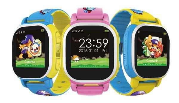 Qualcomm e Tencent se junta para trazer o smartwath para crianças