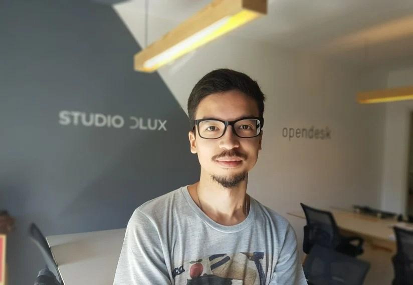 Denis Fuzii trabalha com móveis open source há quase 6 anos (Imagem: Divulgação)