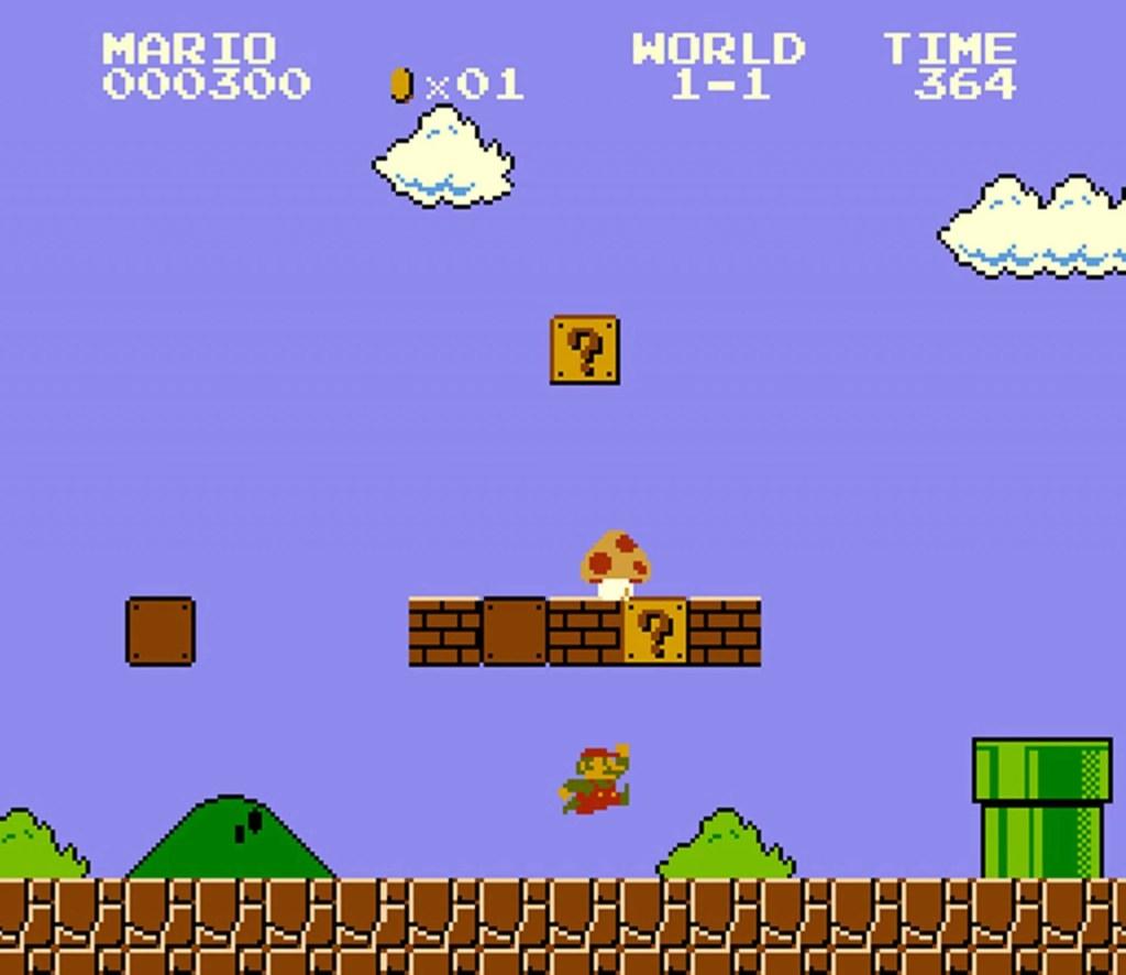 Quer algo mais clássico no mundo dos games do que Mario?
